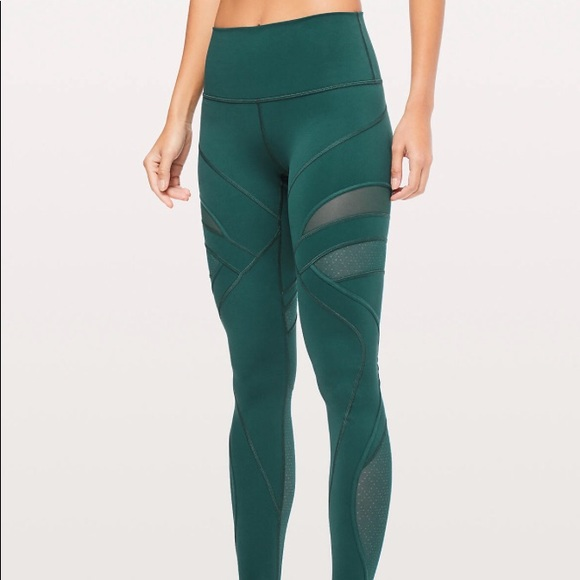 c50fd6ee4 Wunder Under High-Rise Tight Mesh 28